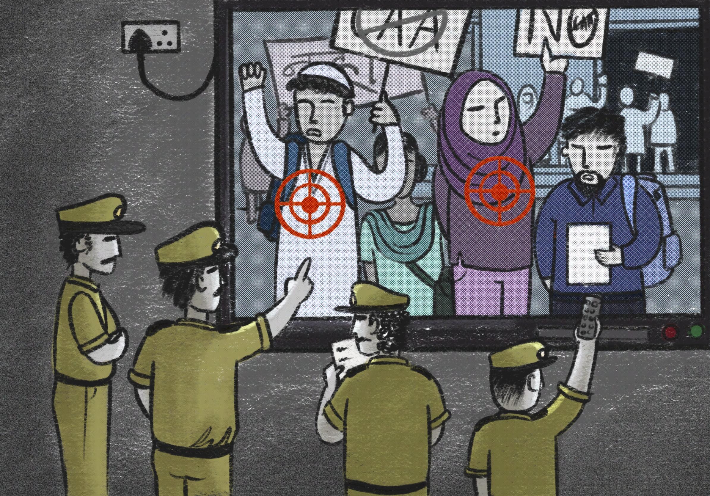 जामिया और ए.एम.यू में पुलिस बर्बरता को एक साल | मधुर भारतीय